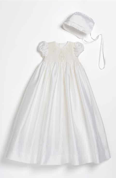 Christening Gowns Amp Baptism Clothing For Kids Nordstrom