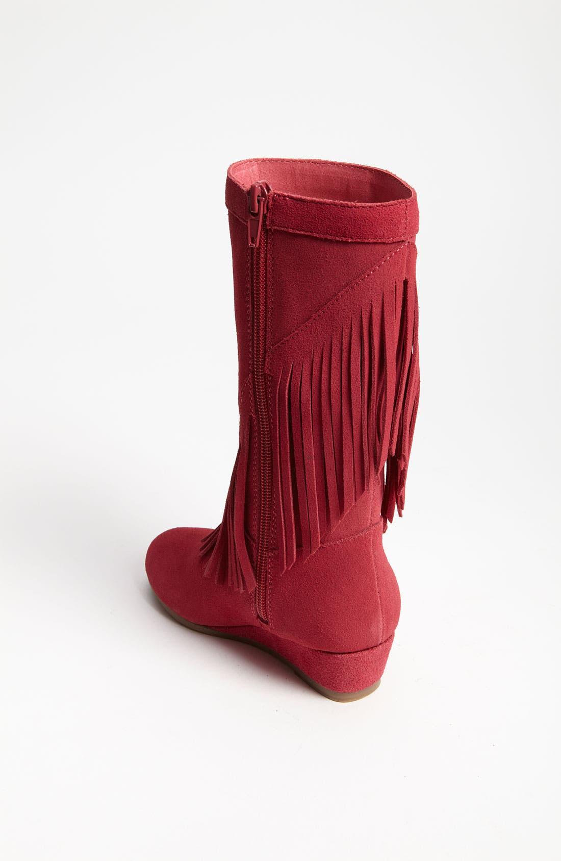 Alternate Image 2  - Steve Madden 'Fringey' Boot (Toddler)