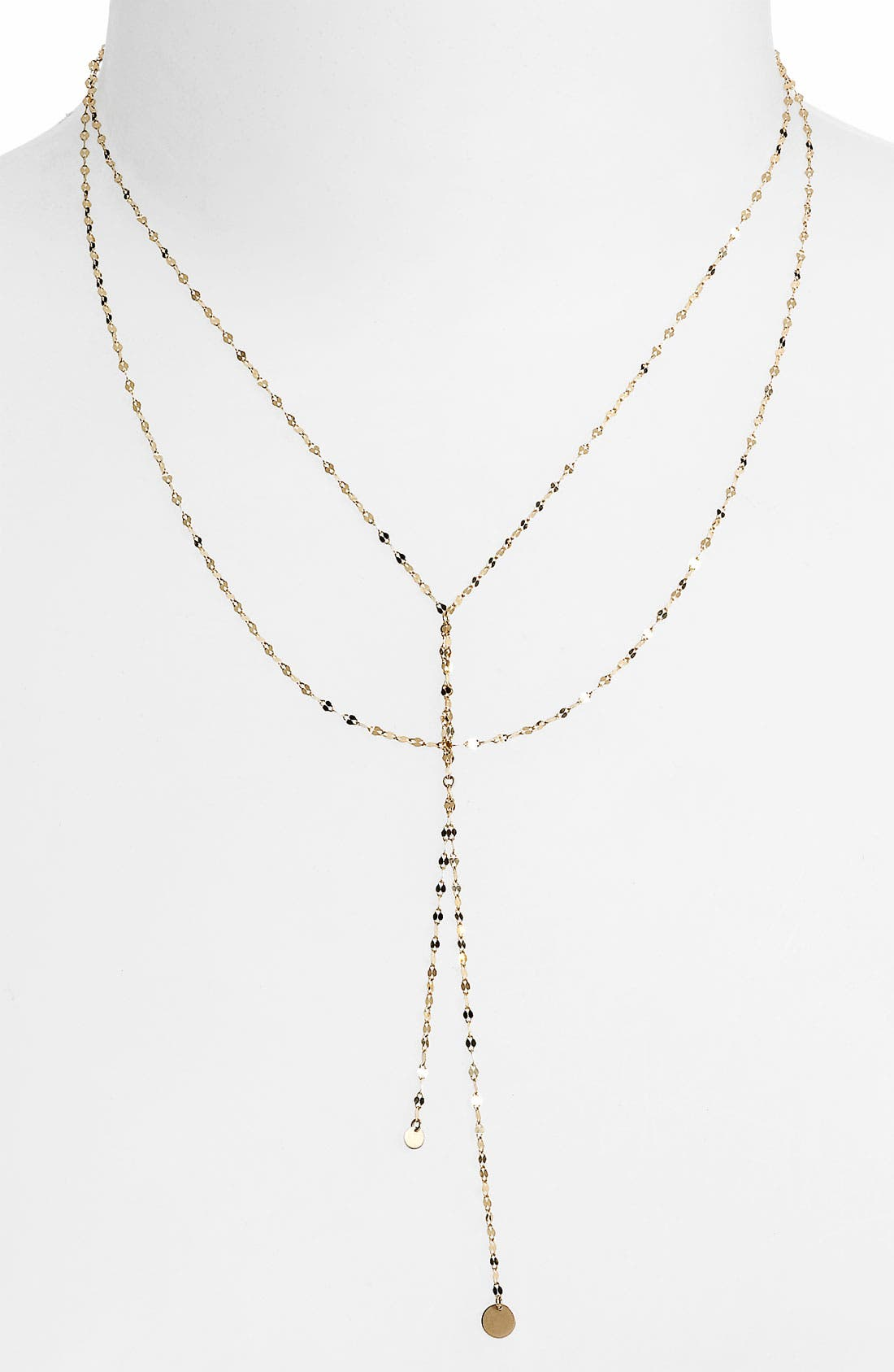 Lana Jewelry 'Petite Blake' Lariat Necklace