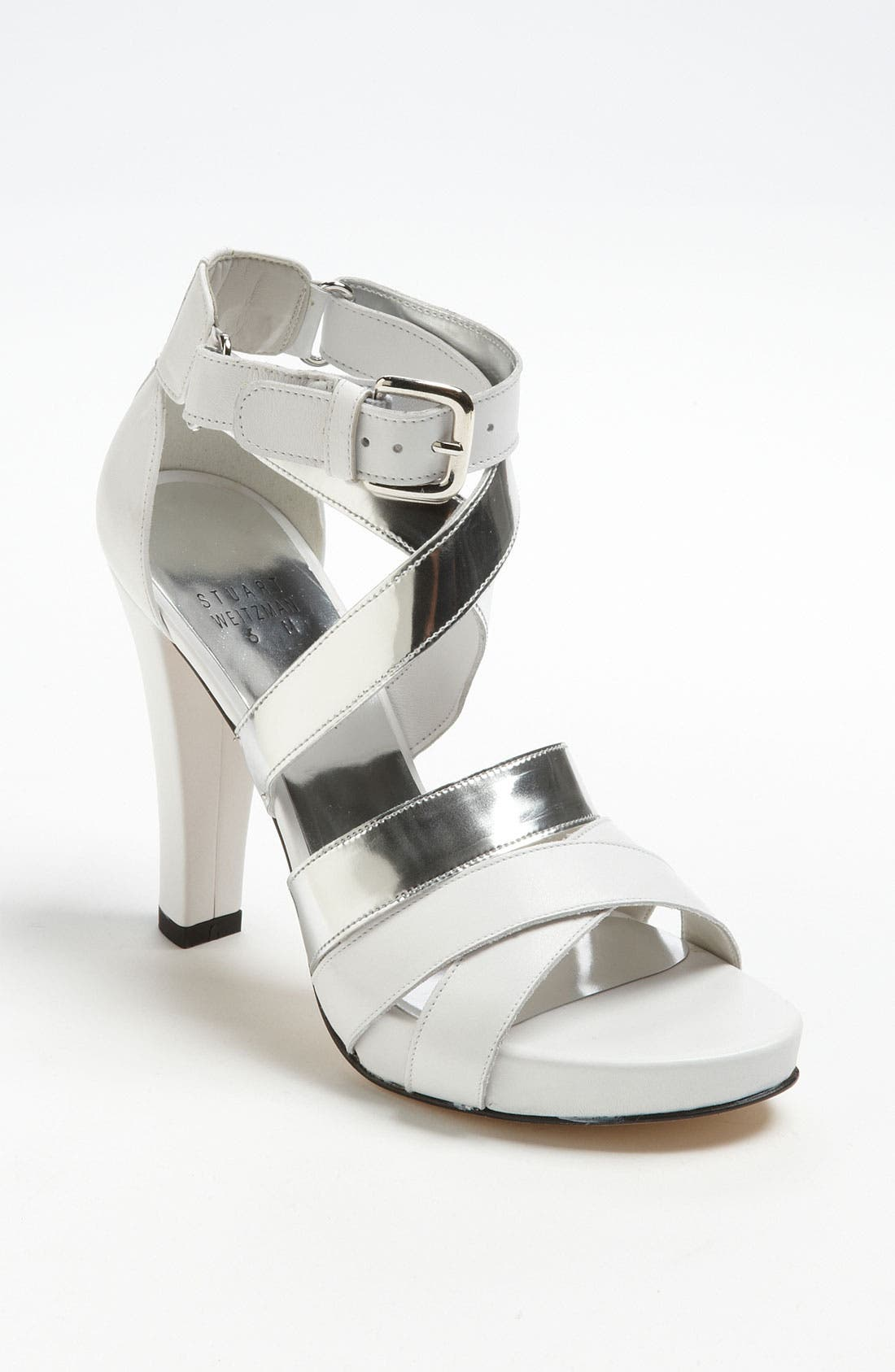 Alternate Image 1 Selected - Stuart Weitzman 'Excess' Sandal