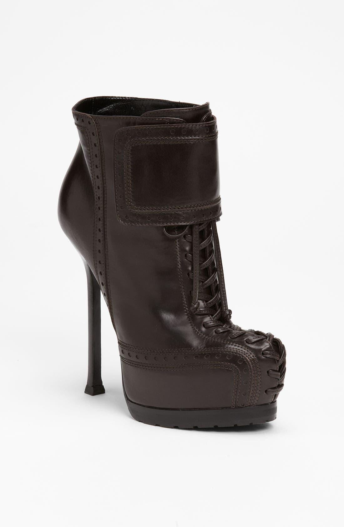 Alternate Image 1 Selected - Yves Saint Laurent 'Tribtoo' Ankle Boot