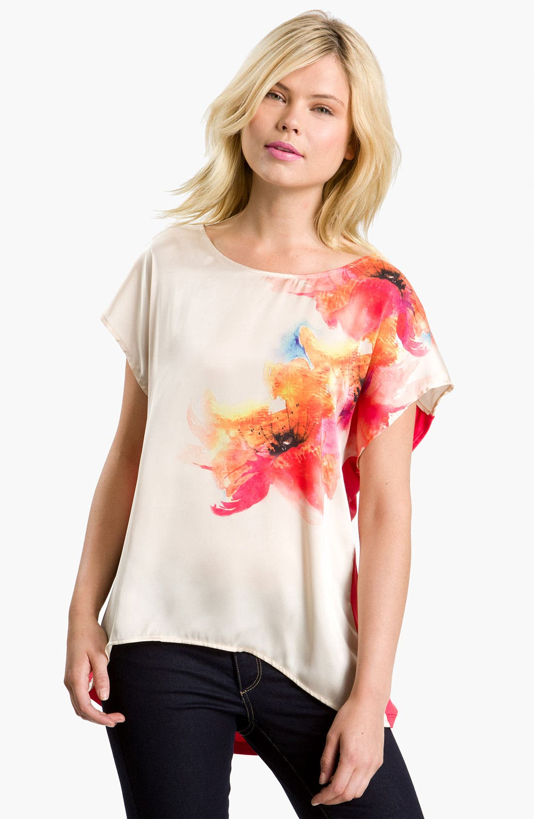 Alternate Image 1 Selected - Bellatrix Floral Print Top