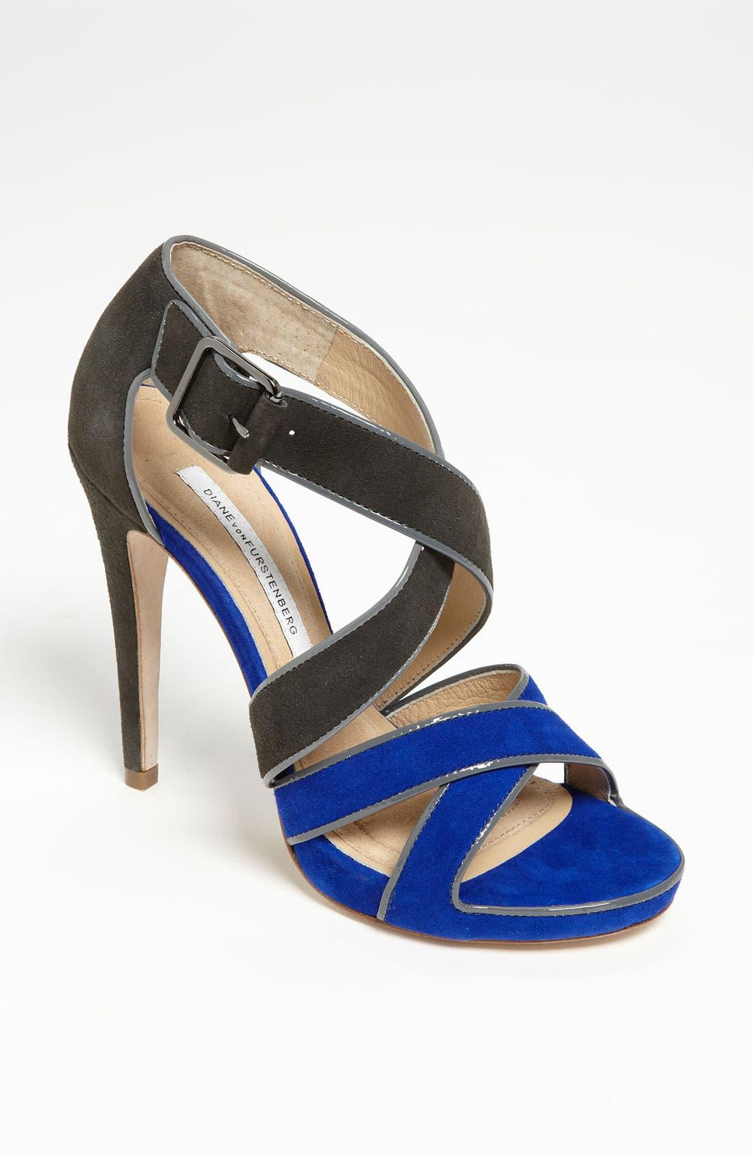 Alternate Image 1 Selected - Diane von Furstenberg 'Jodi' Sandal