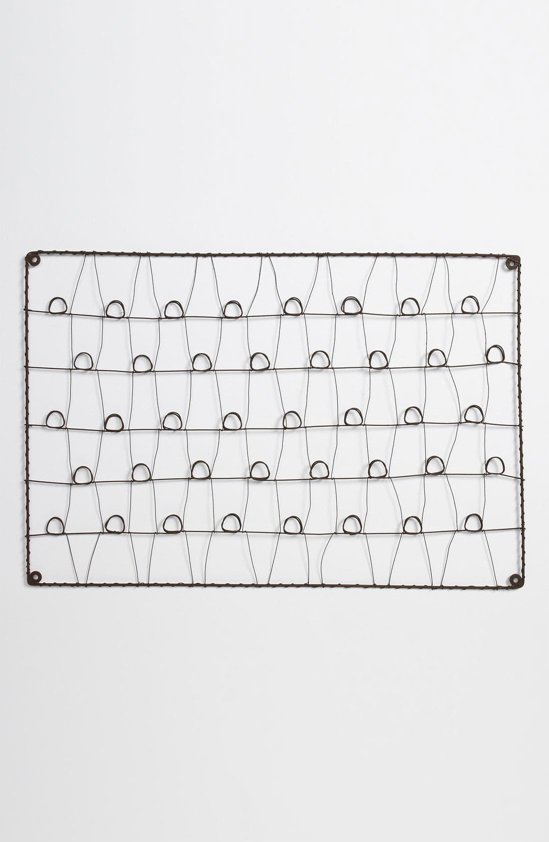 Alternate Image 1 Selected - Decorative 'Mattress Spring' Card Holder