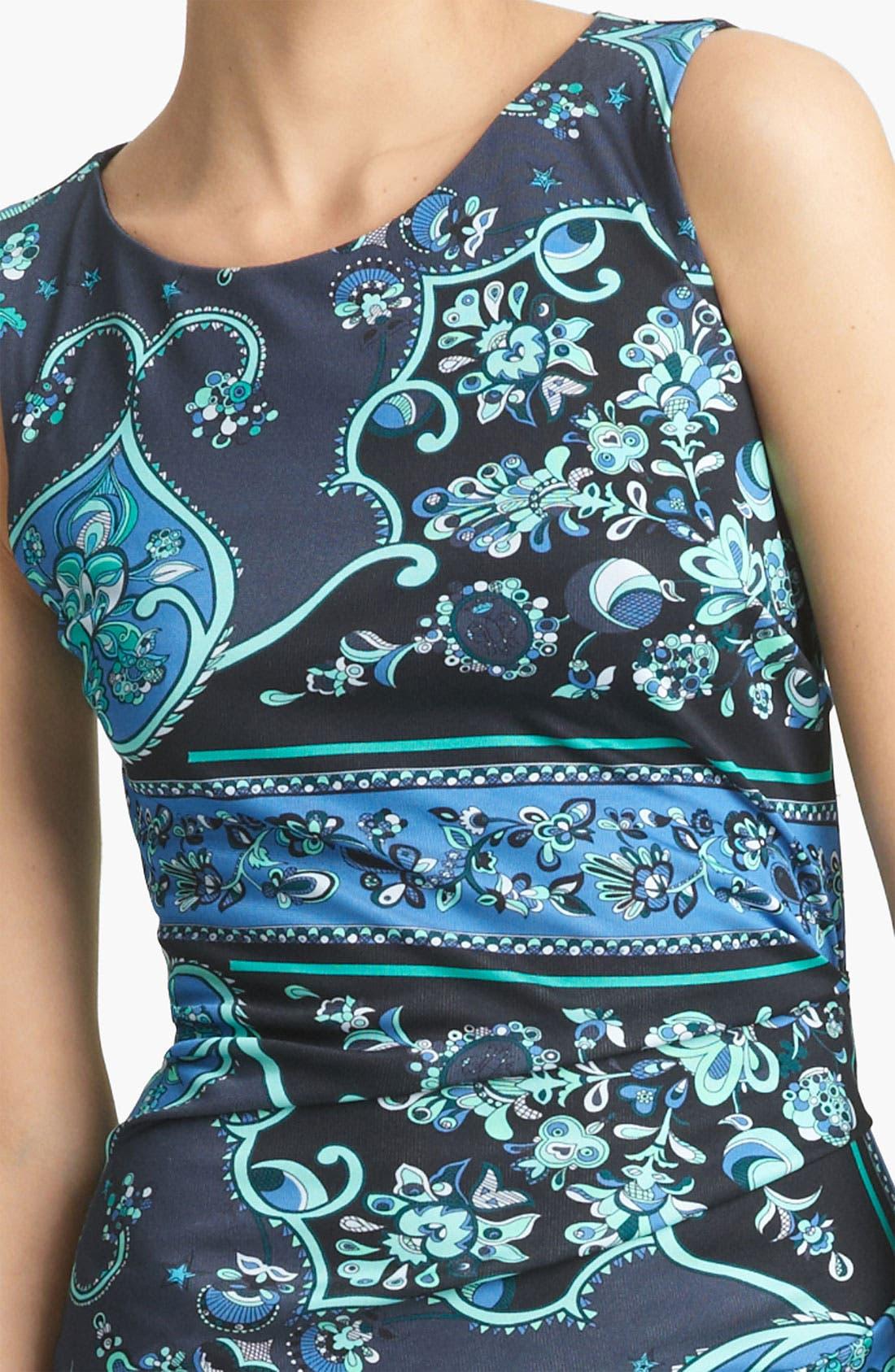Alternate Image 3  - Emilio Pucci Silk Jersey Pencil Dress
