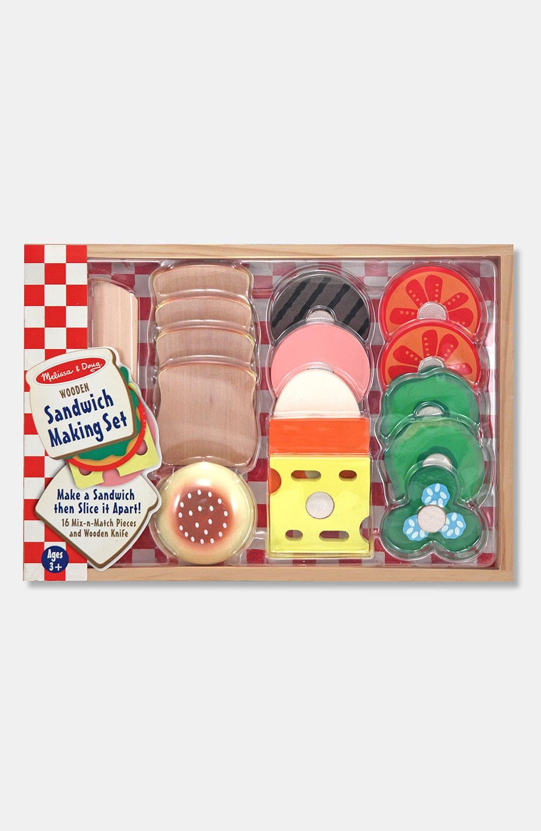Sandwich Making Set,                         Main,                         color, None