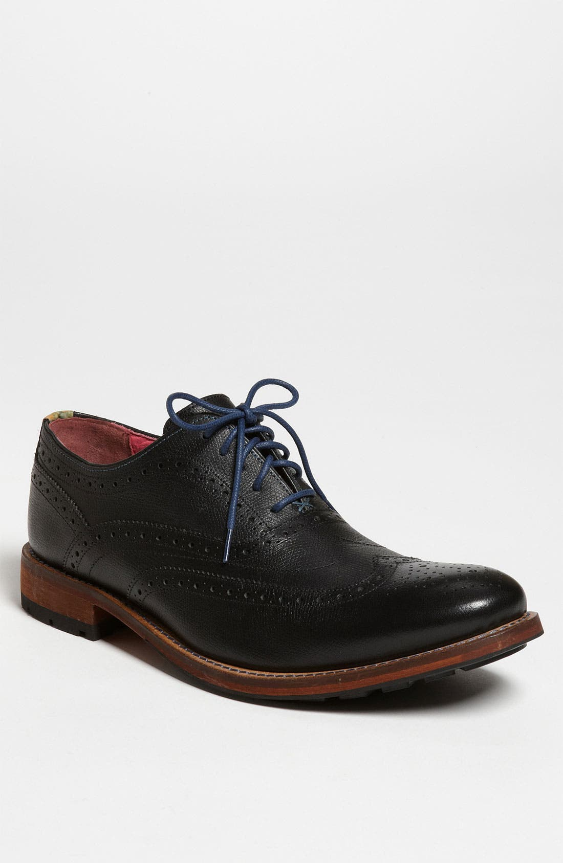 Main Image - Ted Baker London 'Guri' Wingtip Oxford