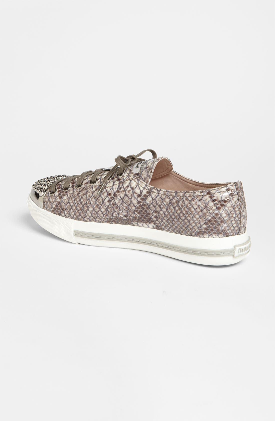 Alternate Image 2  - Miu Miu Sneaker