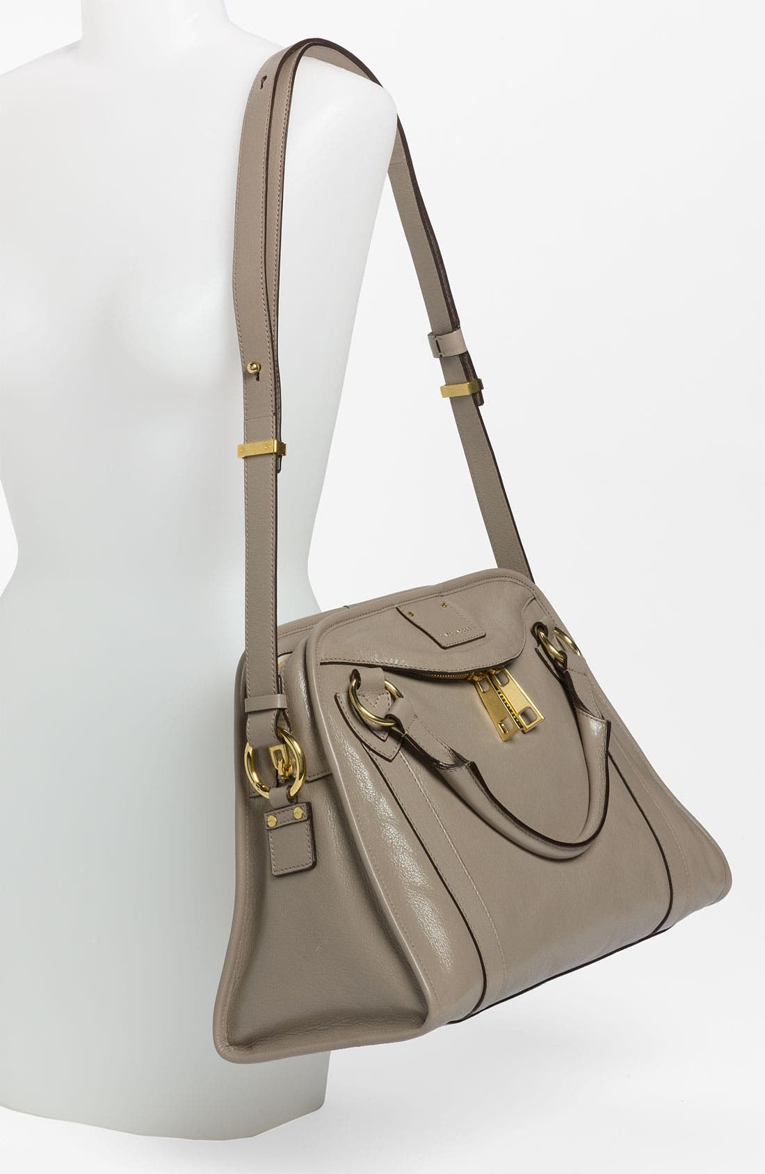 Alternate Image 2  - MARC JACOBS 'Classic Wellington' Leather Satchel
