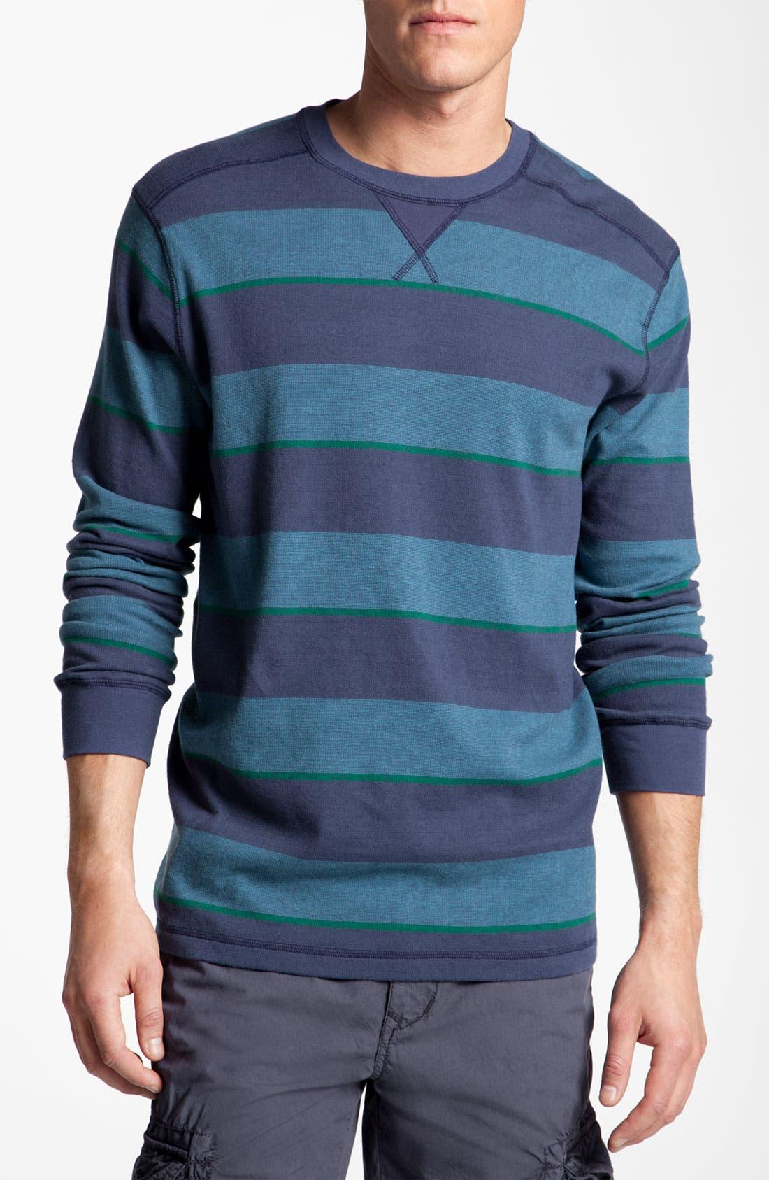 Main Image - Quiksilver 'Snit' Stripe Shirt