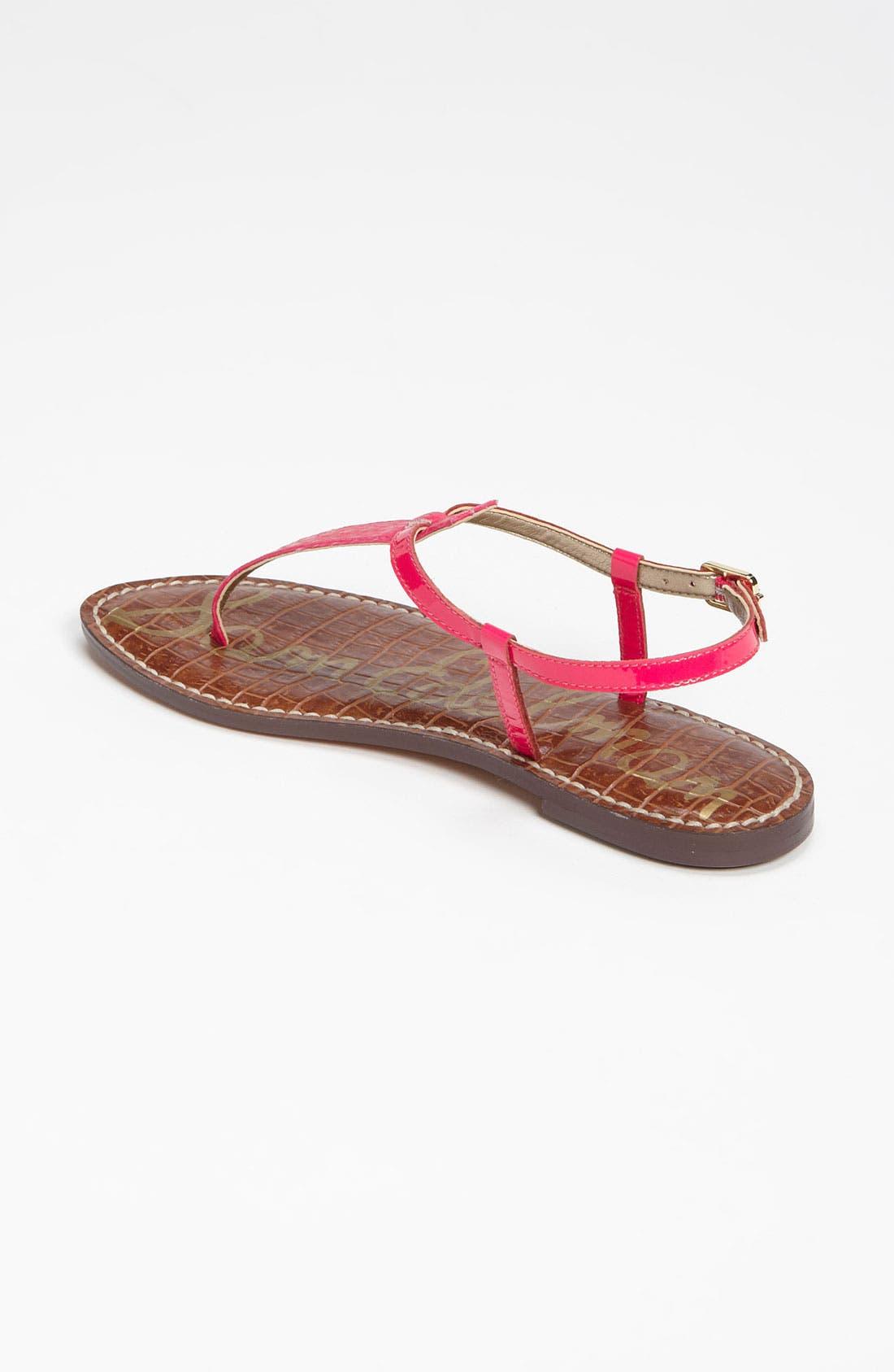 Alternate Image 2  - Sam Edelman 'Gigi' Sandal (Women) (Exclusive Color)