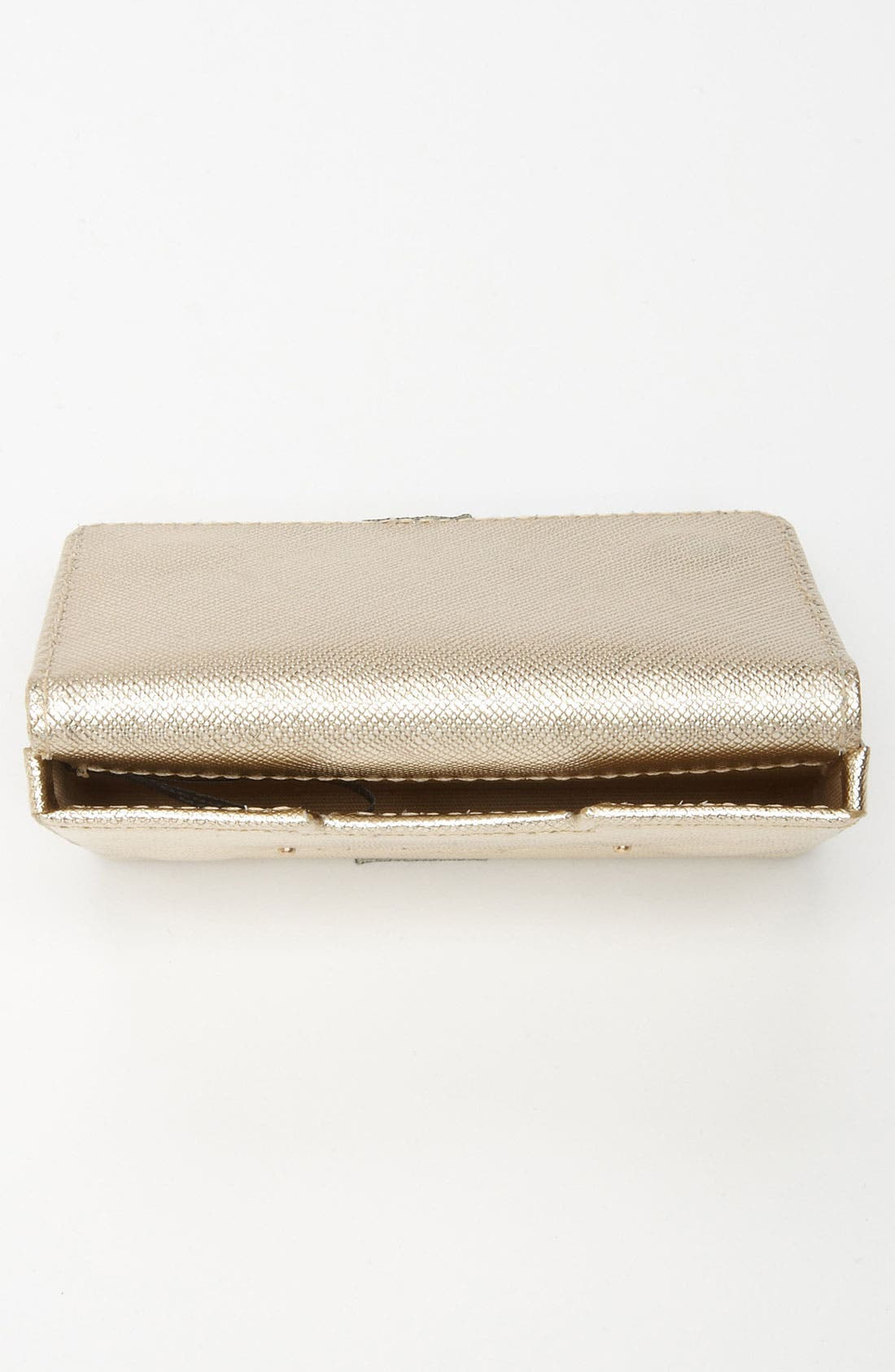 Alternate Image 3  - Halogen® Leather Card Case
