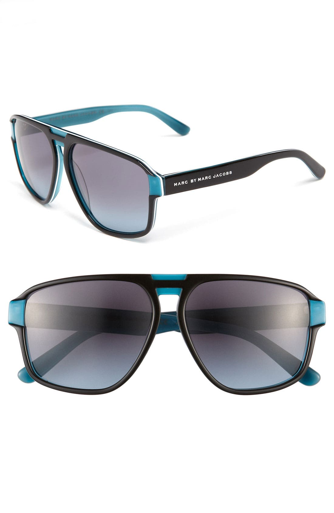 Main Image - MARC BY MARC JACOBS Retro 58mm Sunglasses