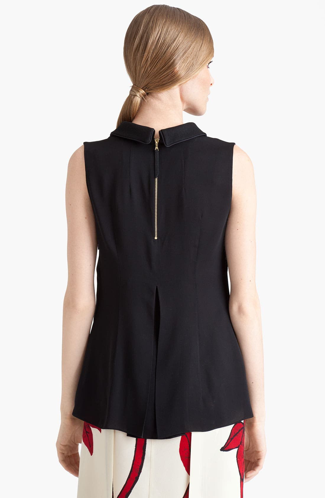 Alternate Image 2  - Marni Sleeveless Woven Top