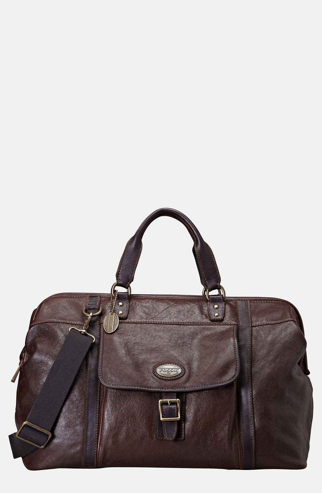 Alternate Image 1 Selected - Fossil 'Estate' Duffle Bag