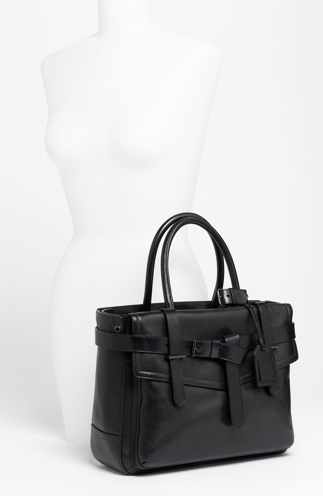 Alternate Image 2  - Reed Krakoff 'Boxer' Leather Satchel