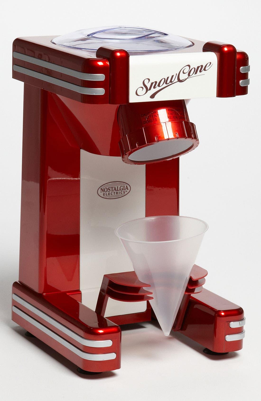 Main Image - 'Retro Series' Single Serve Snow Cone Maker