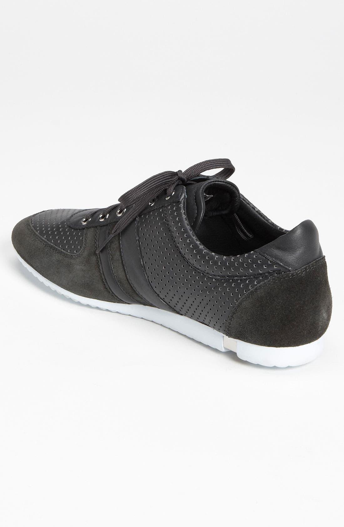 Alternate Image 2  - Dolce&Gabbana Perforated Sneaker