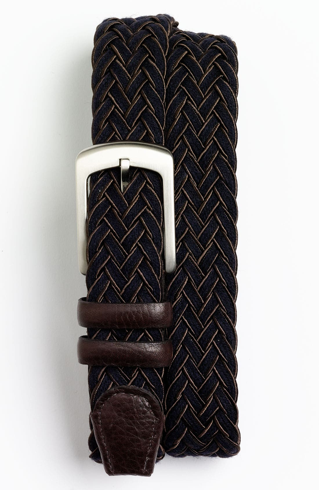 Alternate Image 1 Selected - Bruno Magli Braided Belt