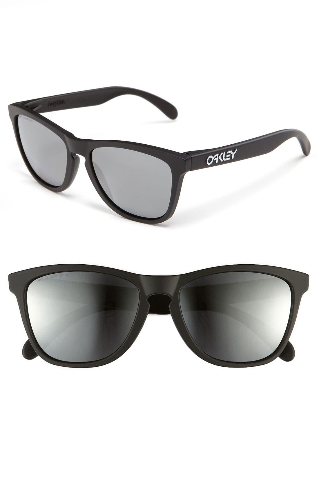 Alternate Image 1 Selected - Oakley 57mm Polarized Sunglasses
