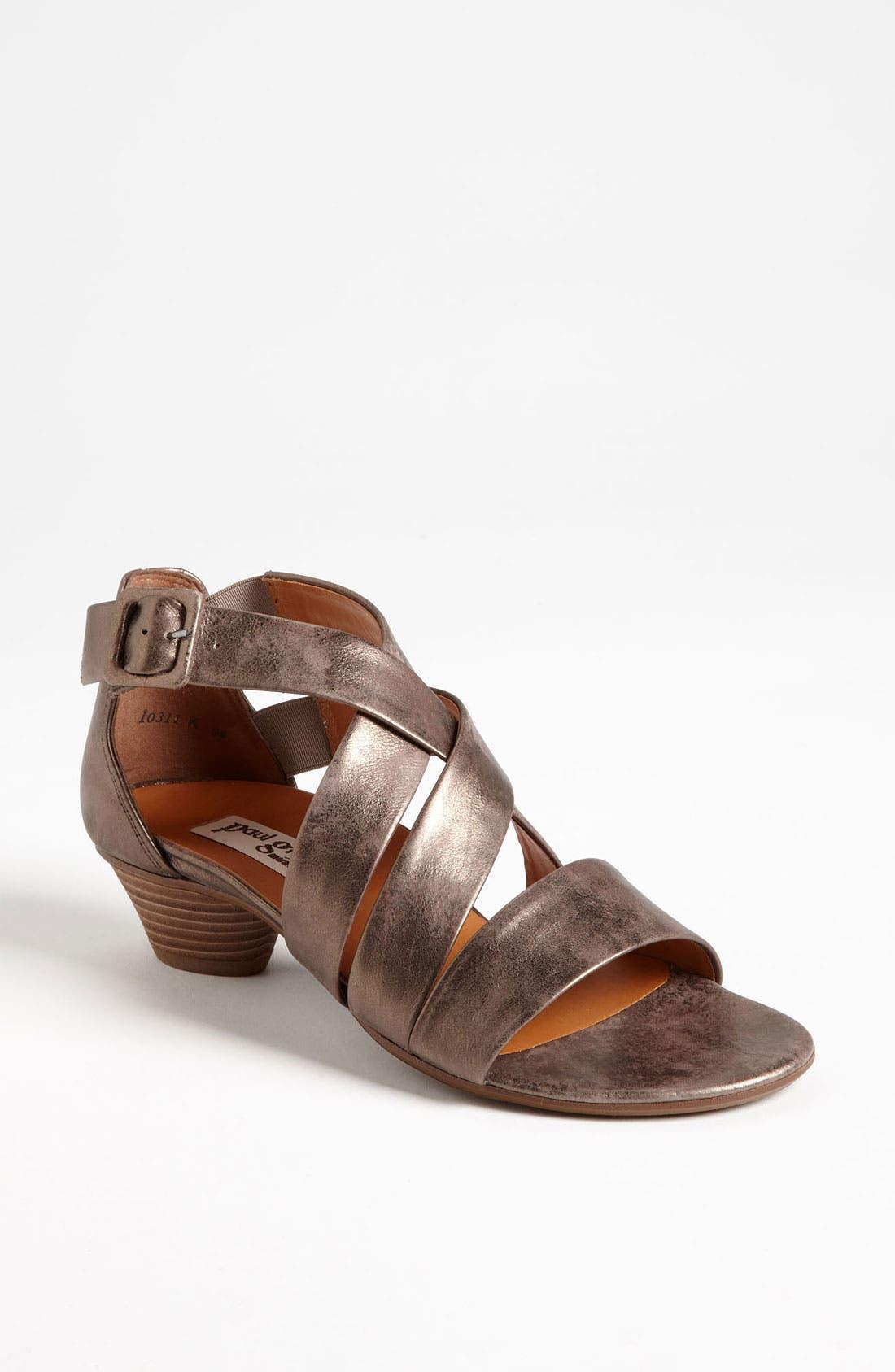 Main Image - Paul Green 'Lupe' Sandal