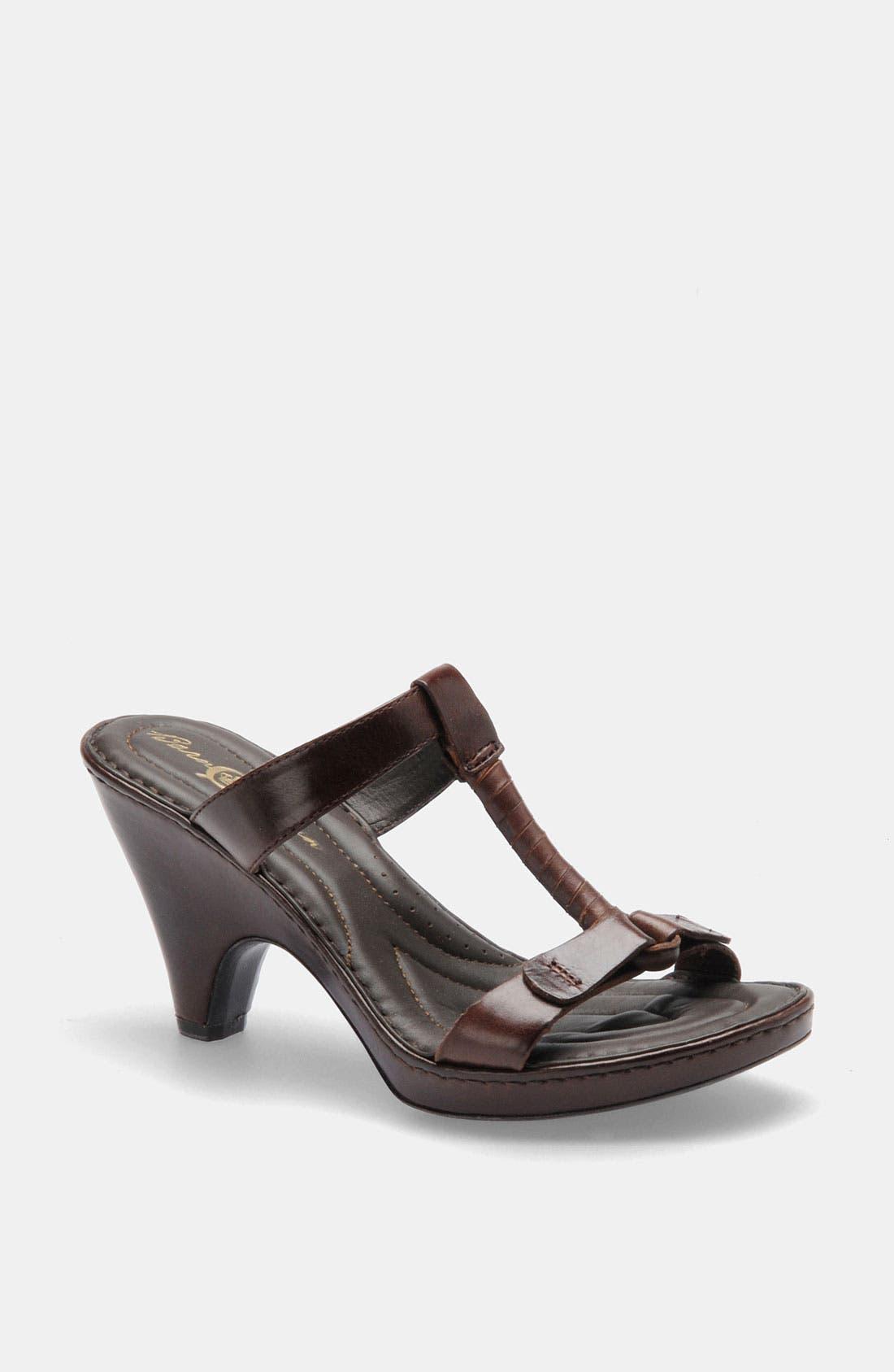Alternate Image 1 Selected - Børn 'Katia' Sandal