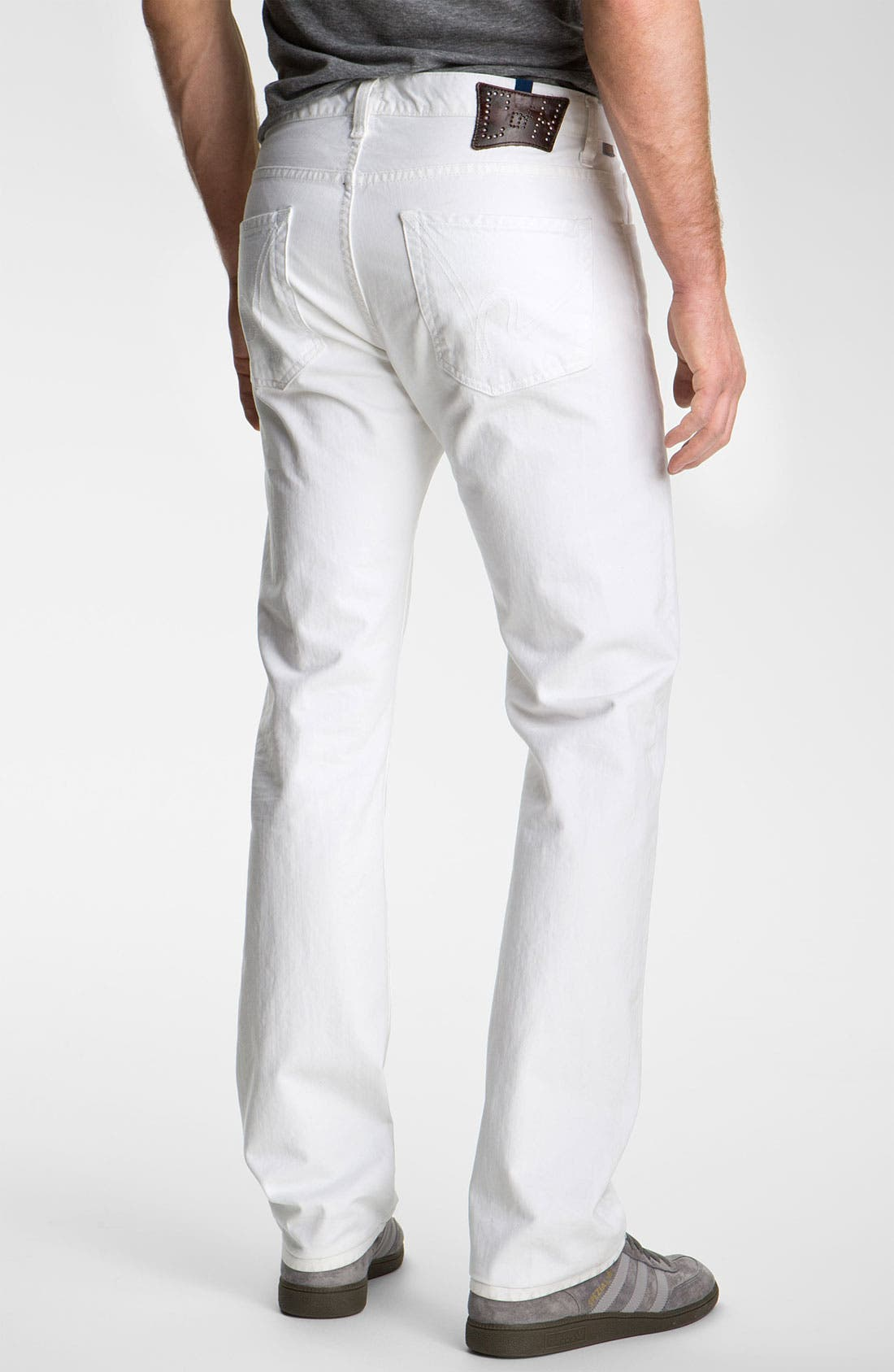 'Sid' Classic Straight Leg Jeans,                         Alternate,                         color, Sole Wash