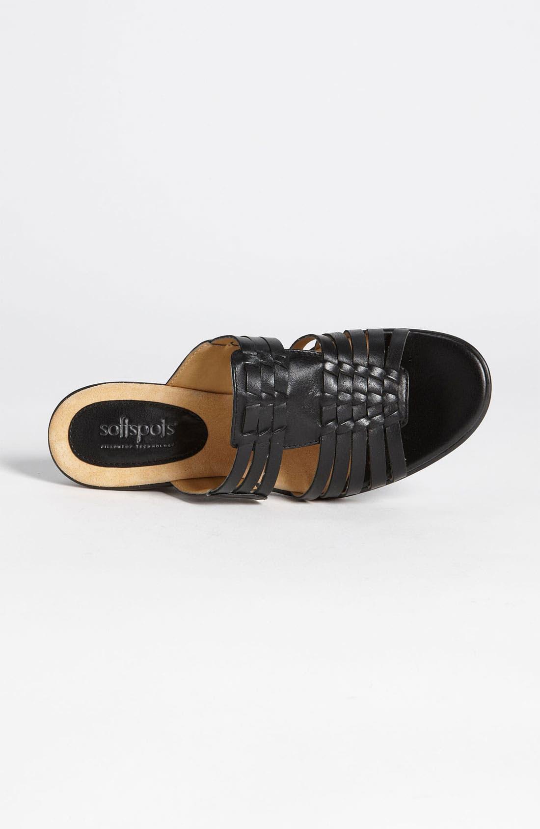 Alternate Image 3  - Softspots 'Helix' Sandal