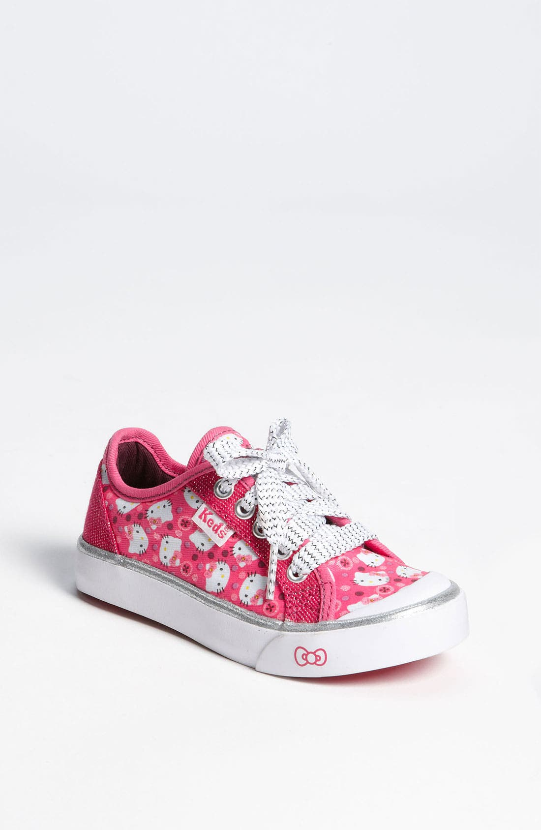 Alternate Image 1 Selected - Keds® 'Mimmy' Sneaker (Walker & Toddler)