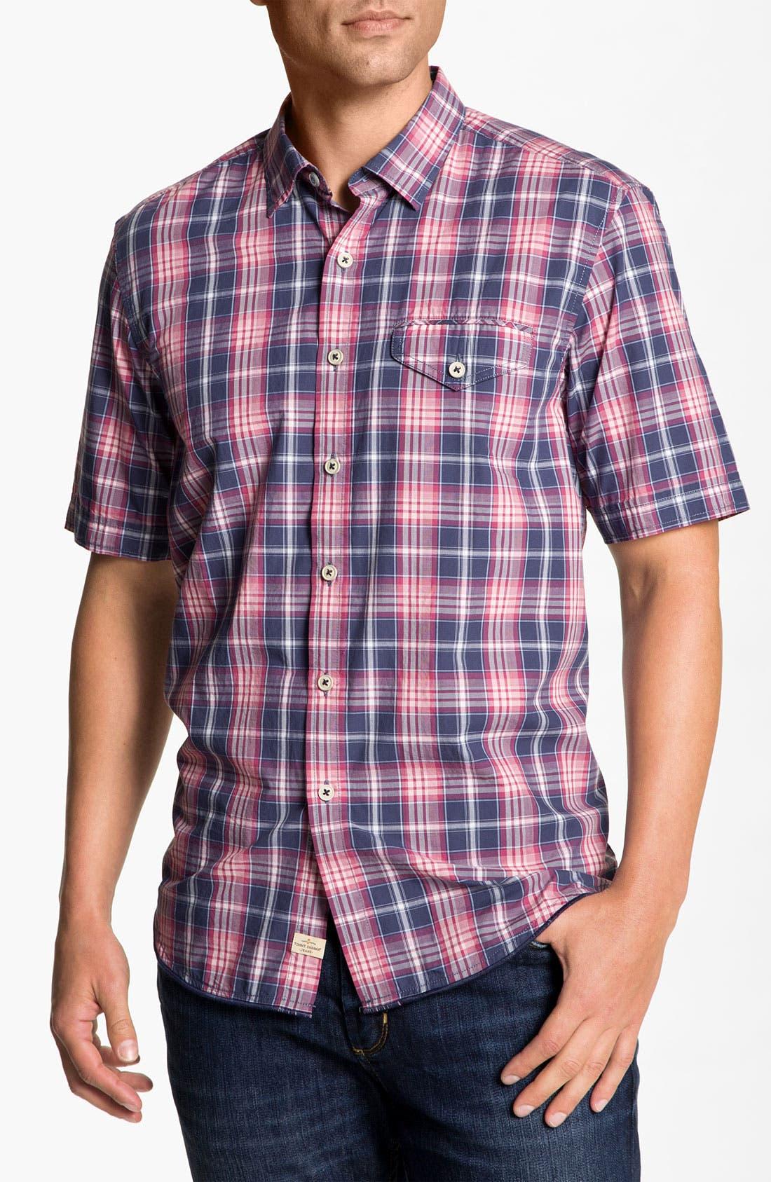 Main Image - Tommy Bahama Denim 'Prospero' Sport Shirt