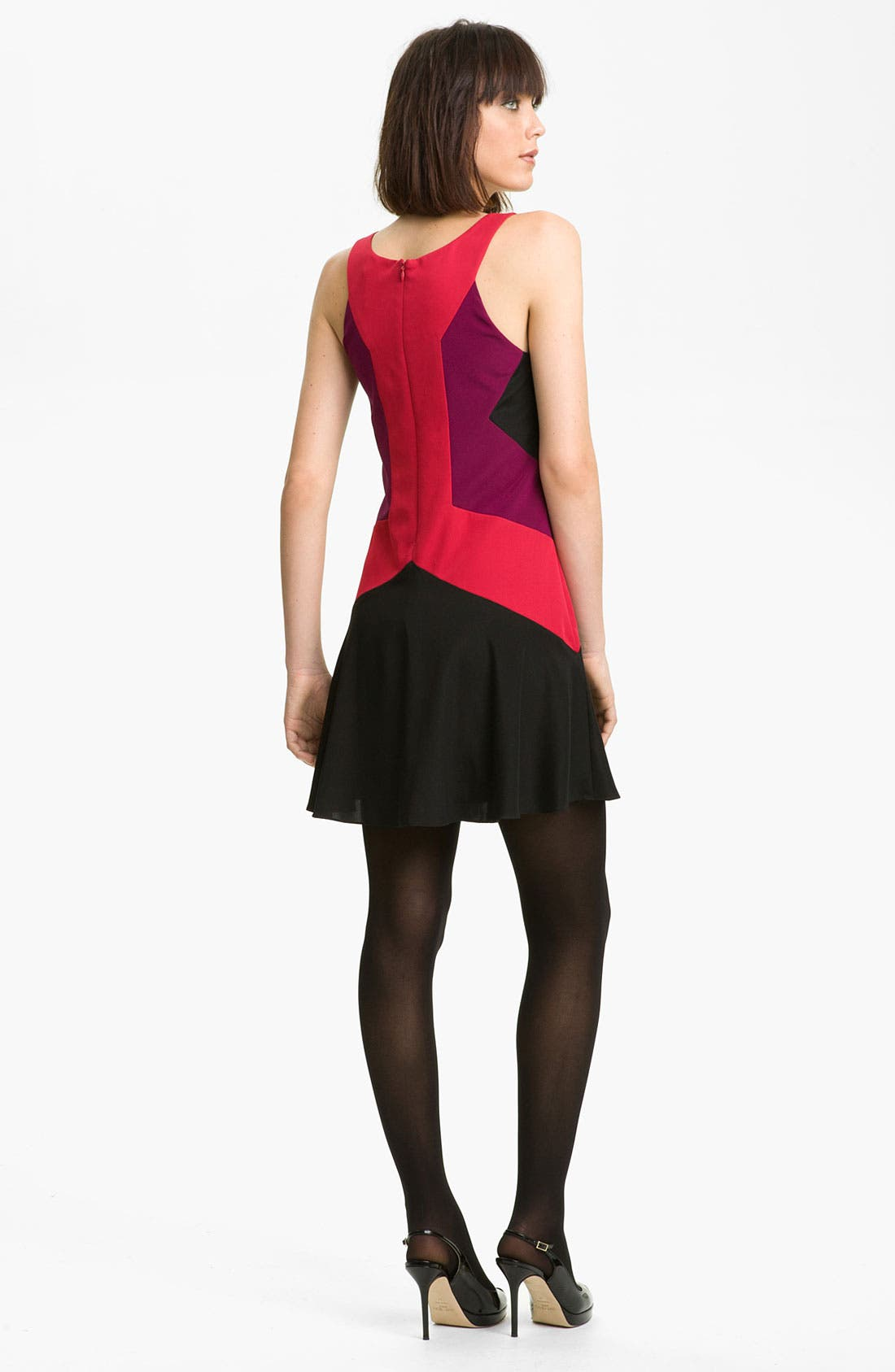 Alternate Image 2  - Jay Godfrey 'Ullman' Colorblock Tank Dress