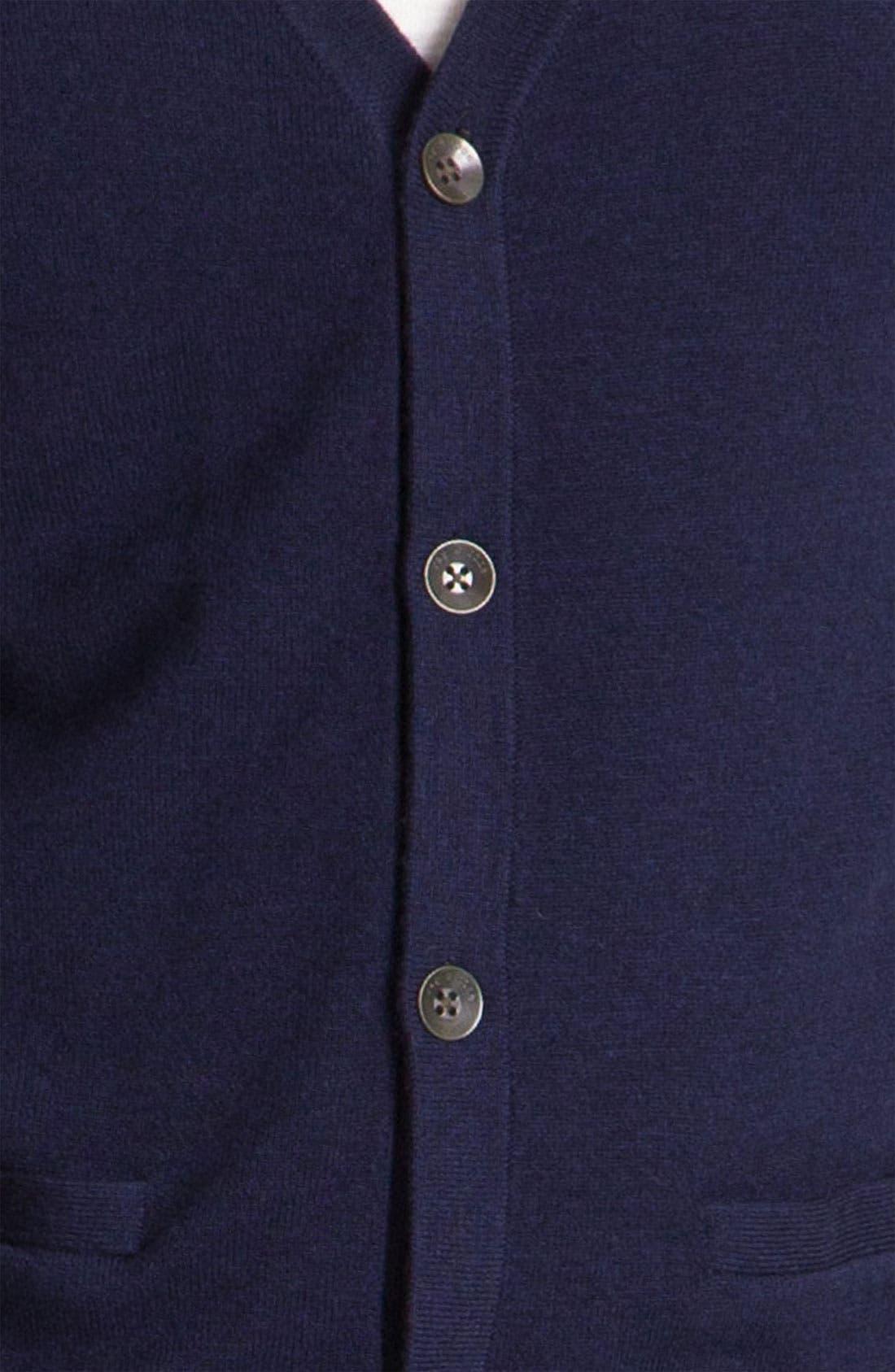 Alternate Image 3  - rag & bone 'Abingdon' Wool Cardigan