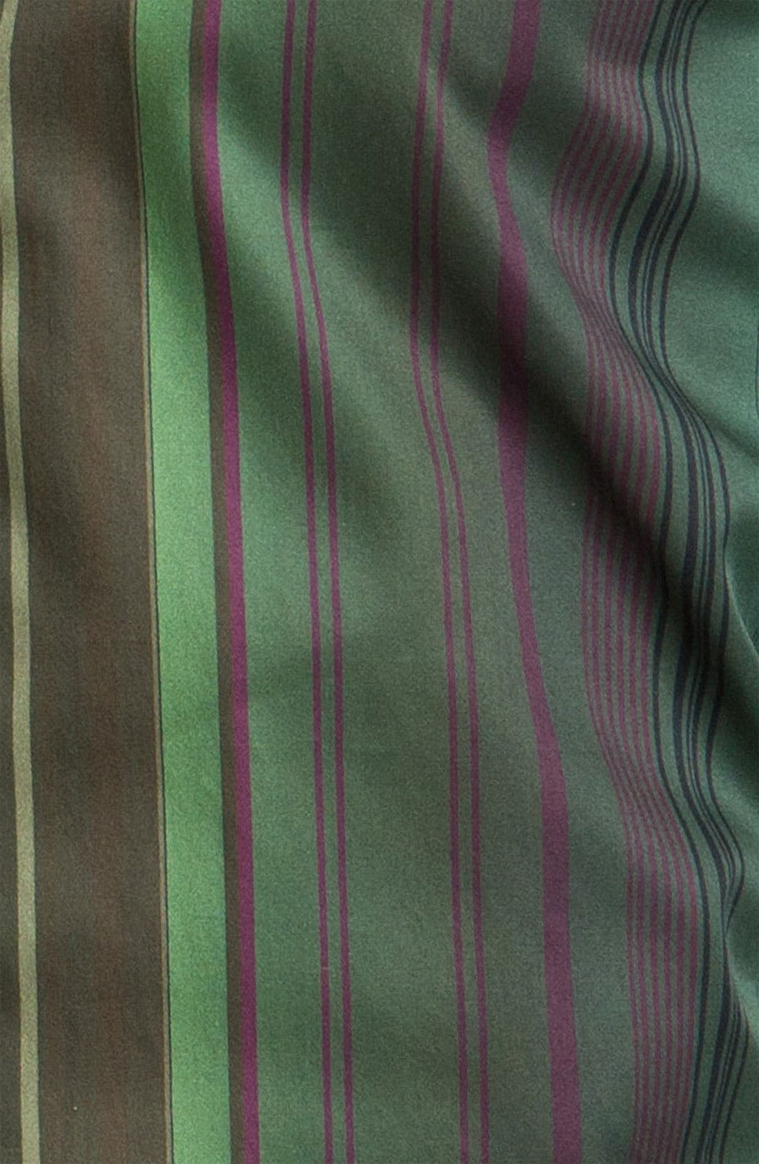 Alternate Image 3  - Etro Stripe Cotton Shirt
