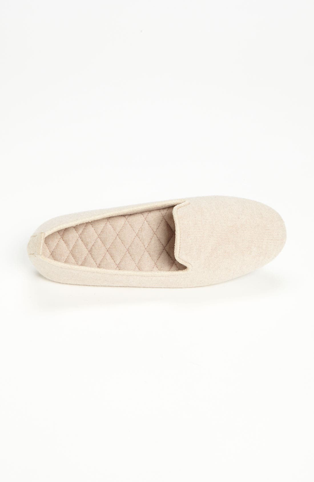 Alternate Image 3  - Acorn Cashmere Ballerina Slipper
