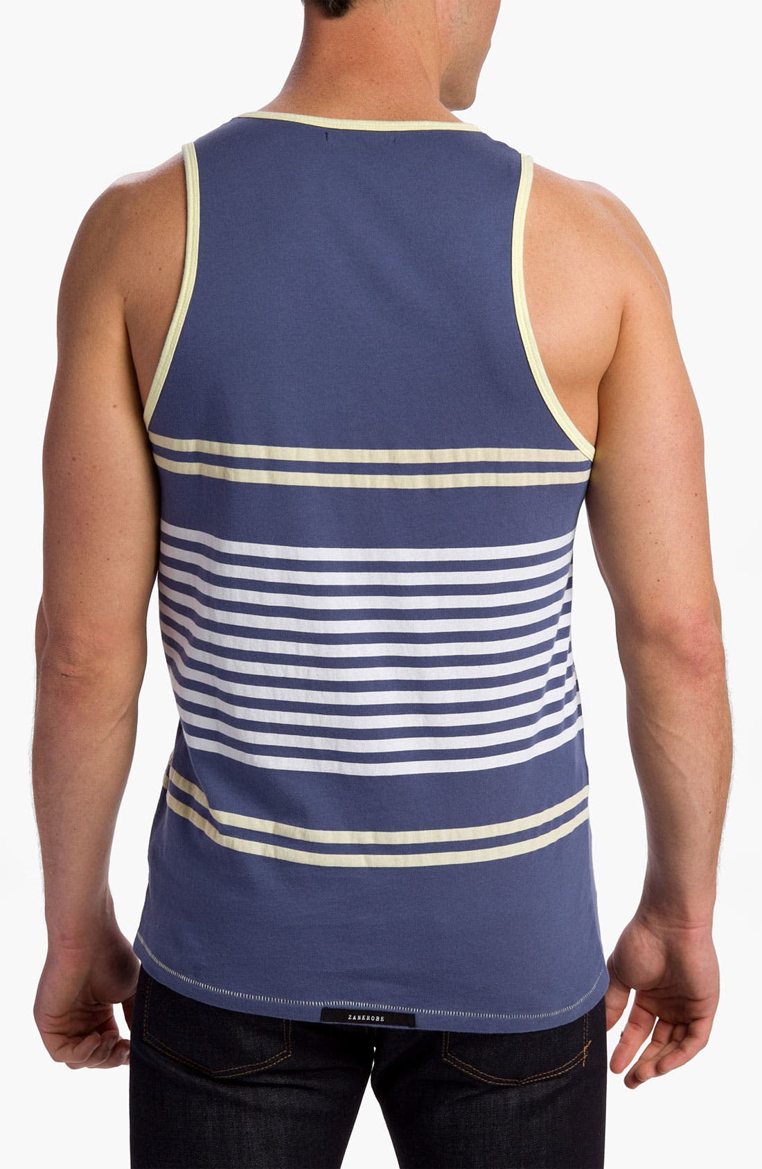 Alternate Image 2  - Zanerobe 'Flynn' Tank Top
