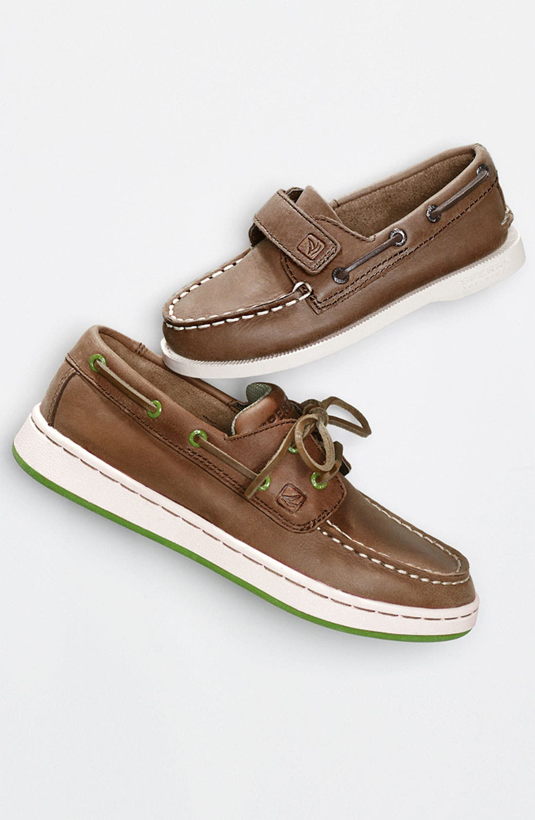 Alternate Image 5  - Sperry Top-Sider® Kids 'Authentic Original' Boat Shoe (Walker & Toddler)
