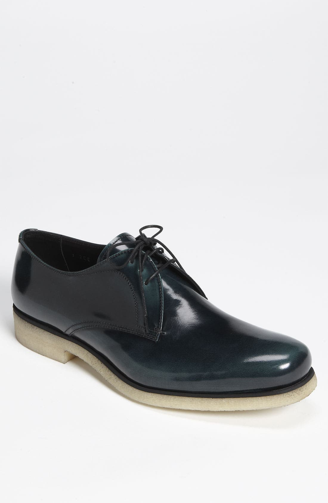 Alternate Image 1 Selected - Prada High Shine Derby