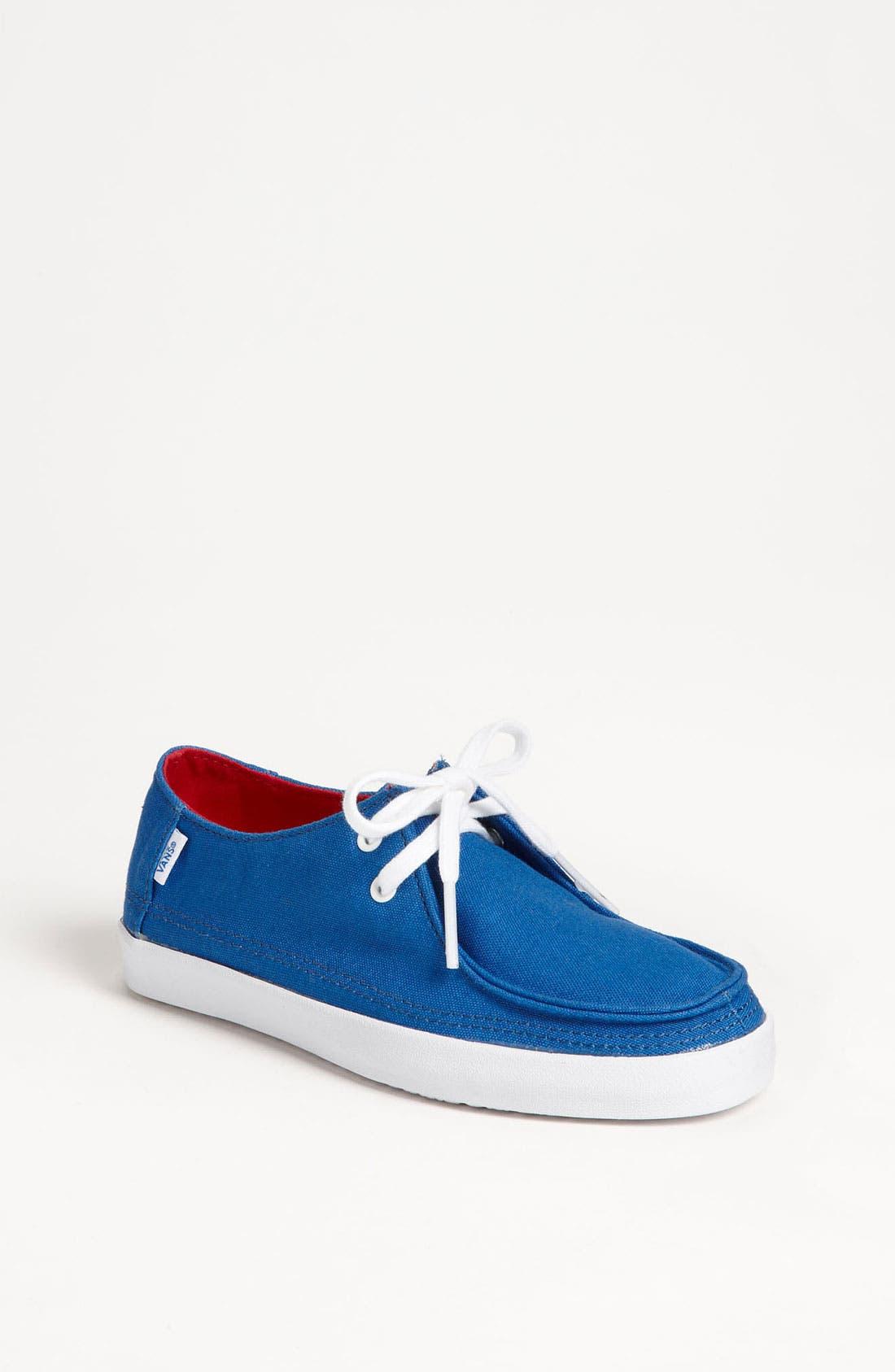 Alternate Image 1 Selected - Vans 'Rata' Sneaker (Toddler, Little Kid & Big Kid)