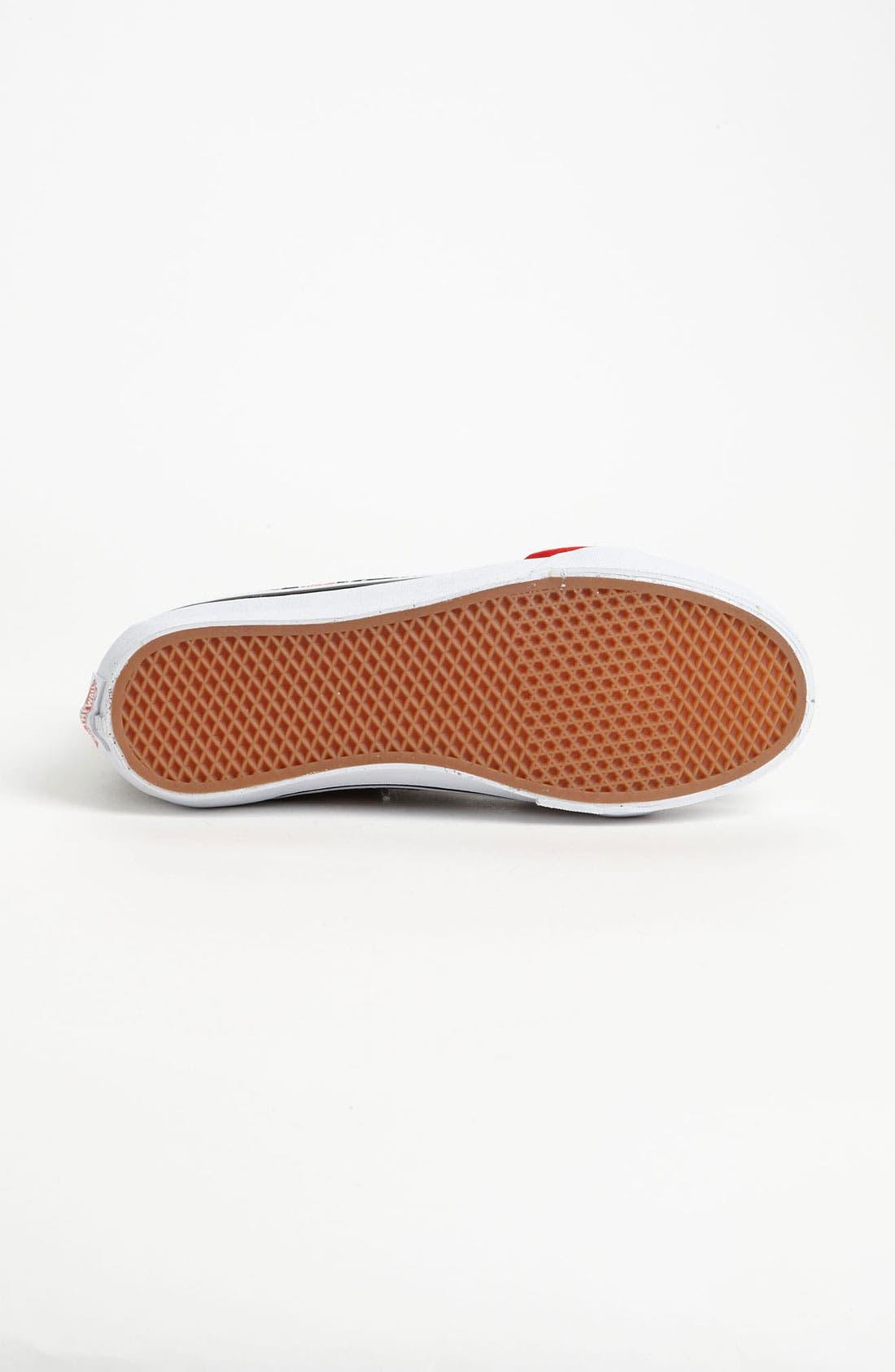 Alternate Image 4  - Vans 'Sk8 Hi Slim - Hello Kitty®' Sneaker (Women)
