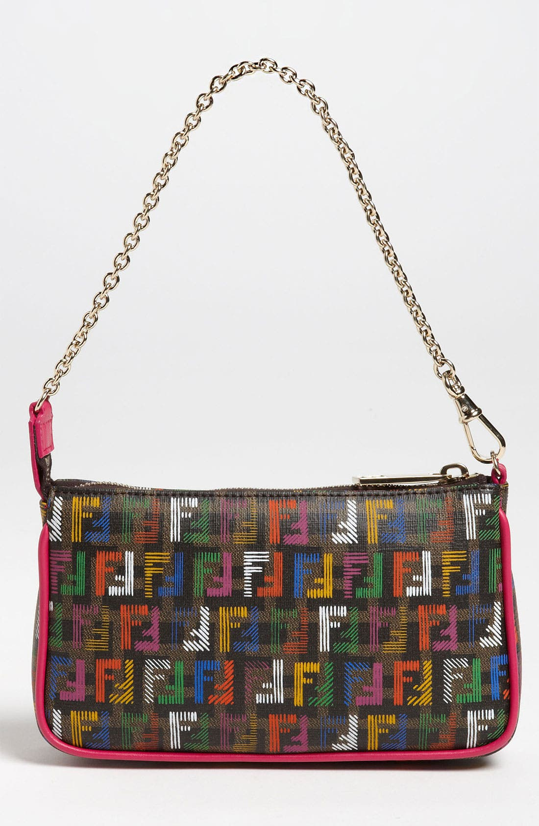 Alternate Image 4  - Fendi 'Forever - Techno' Pouchette