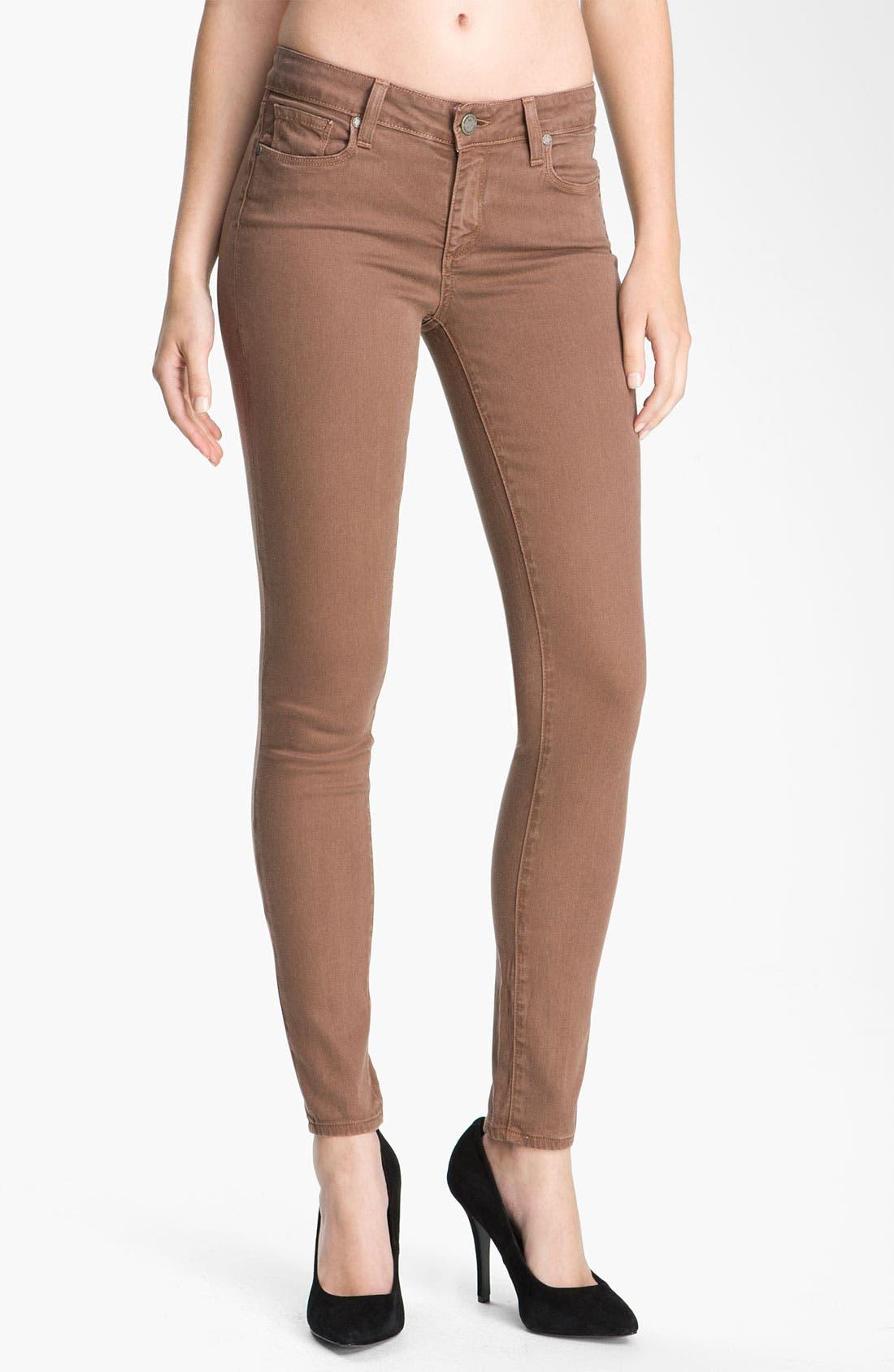 Alternate Image 1 Selected - Paige Denim 'Verdugo' Skinny Stretch Jeans (Rothko)