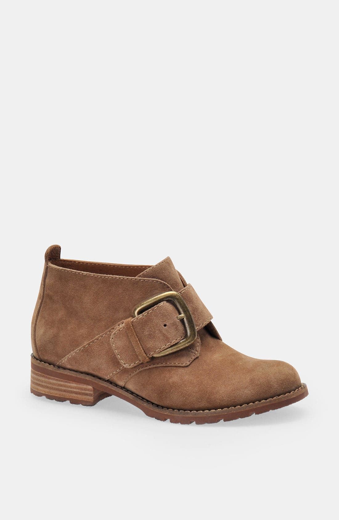 'Boone' Bootie,                             Main thumbnail 1, color,                             Earth Suede