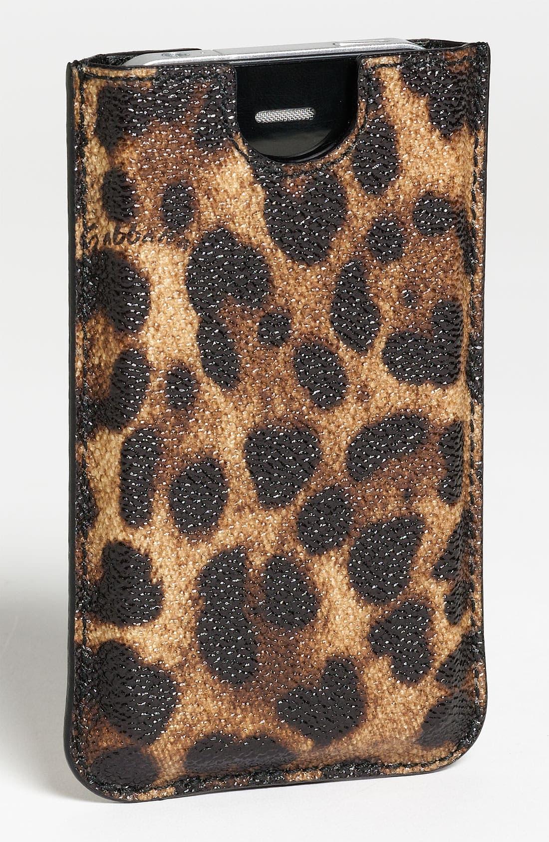 Main Image - Dolce&Gabbana iPhone Sleeve