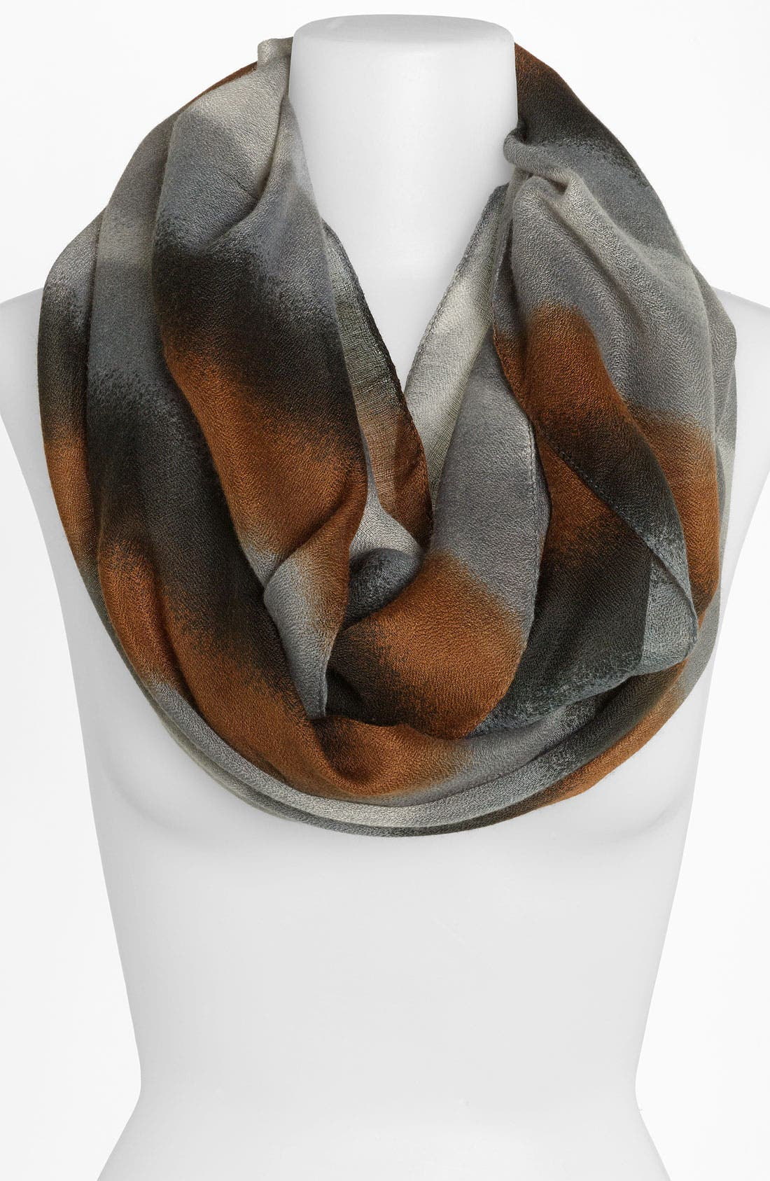 Alternate Image 1 Selected - Echo Stripe Infinity Scarf