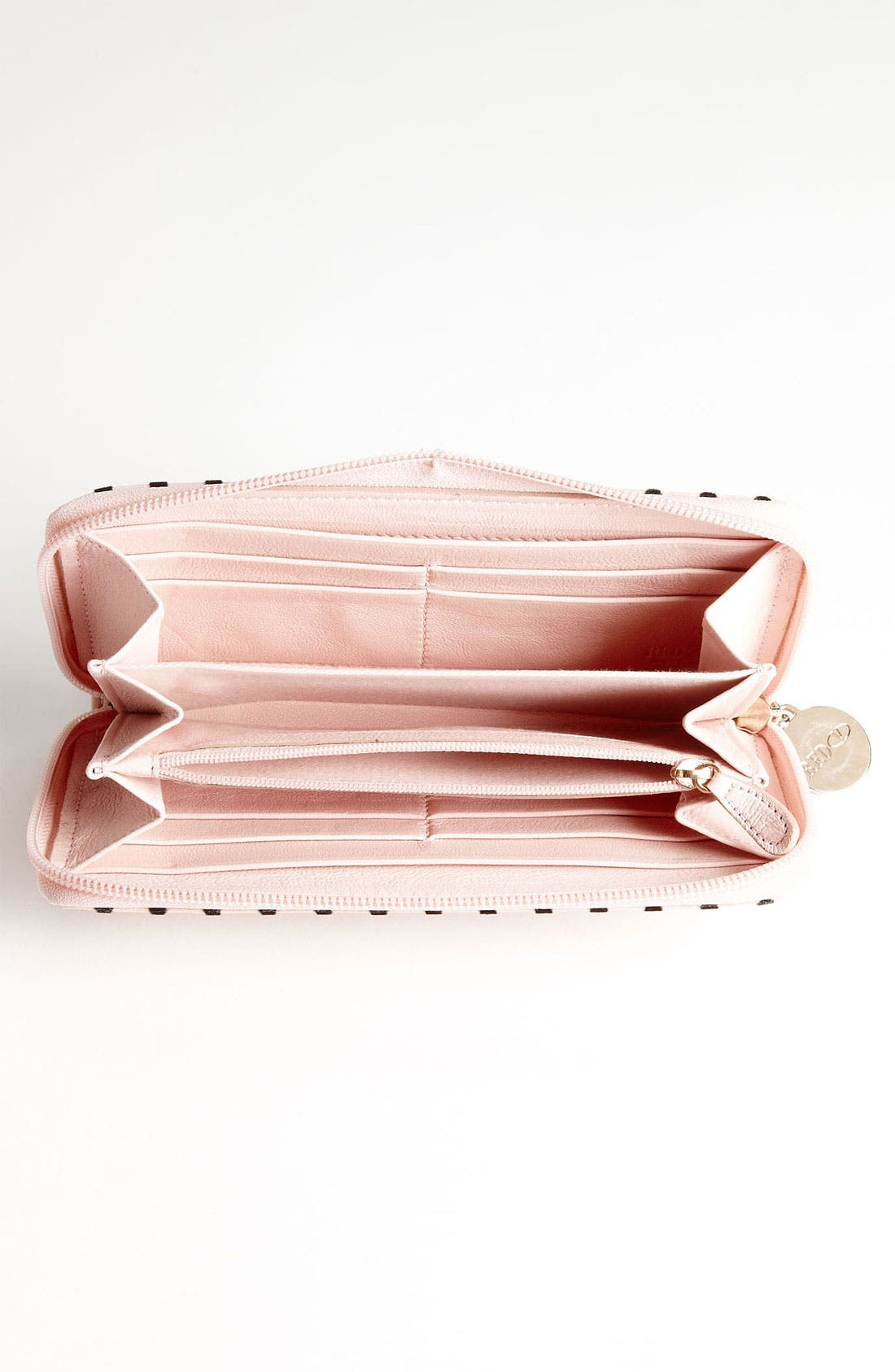 Alternate Image 2  - RED Valentino 'Dots' Continental Wallet