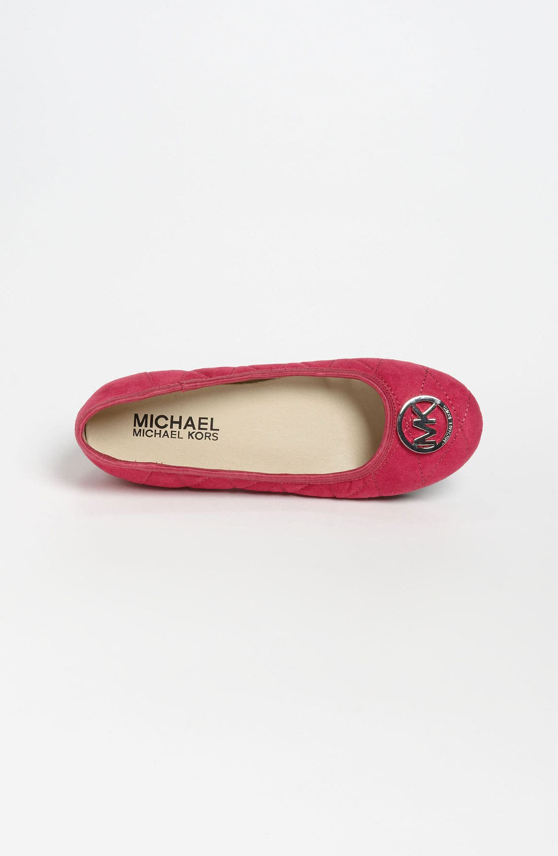 Alternate Image 3  - MICHAEL Michael Kors 'Faye' Flat (Toddler, Little Kid & Big Kid)