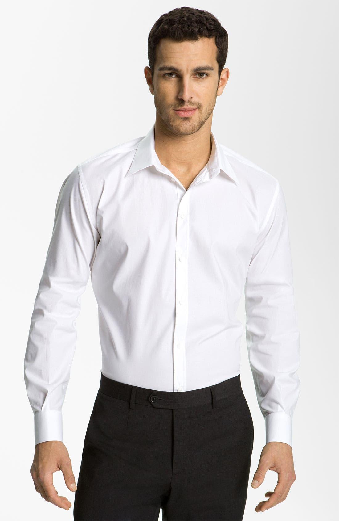 Alternate Image 1 Selected - Dolce&Gabbana 'Martini' Dress Shirt