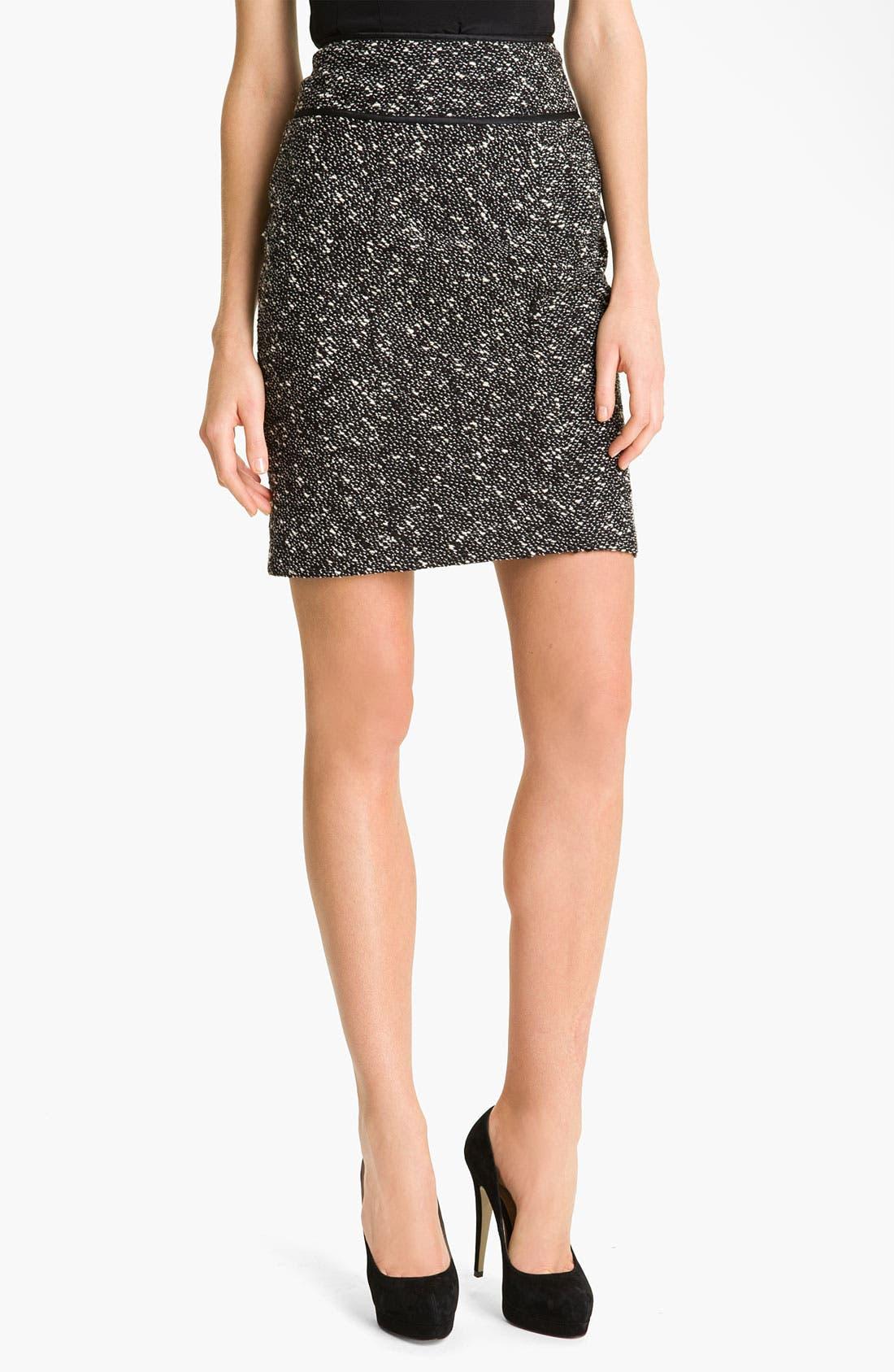 Alternate Image 1 Selected - Nanette Lepore 'Estate' Pencil Skirt