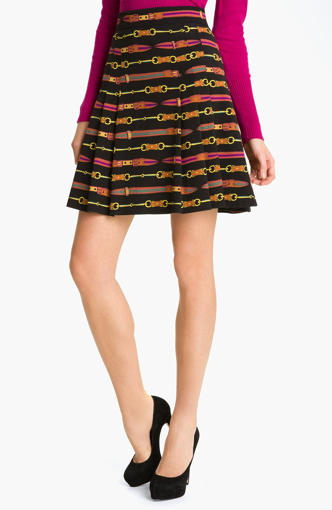 Alternate Image 1 Selected - Nanette Lepore 'Thoroughbred' Skirt