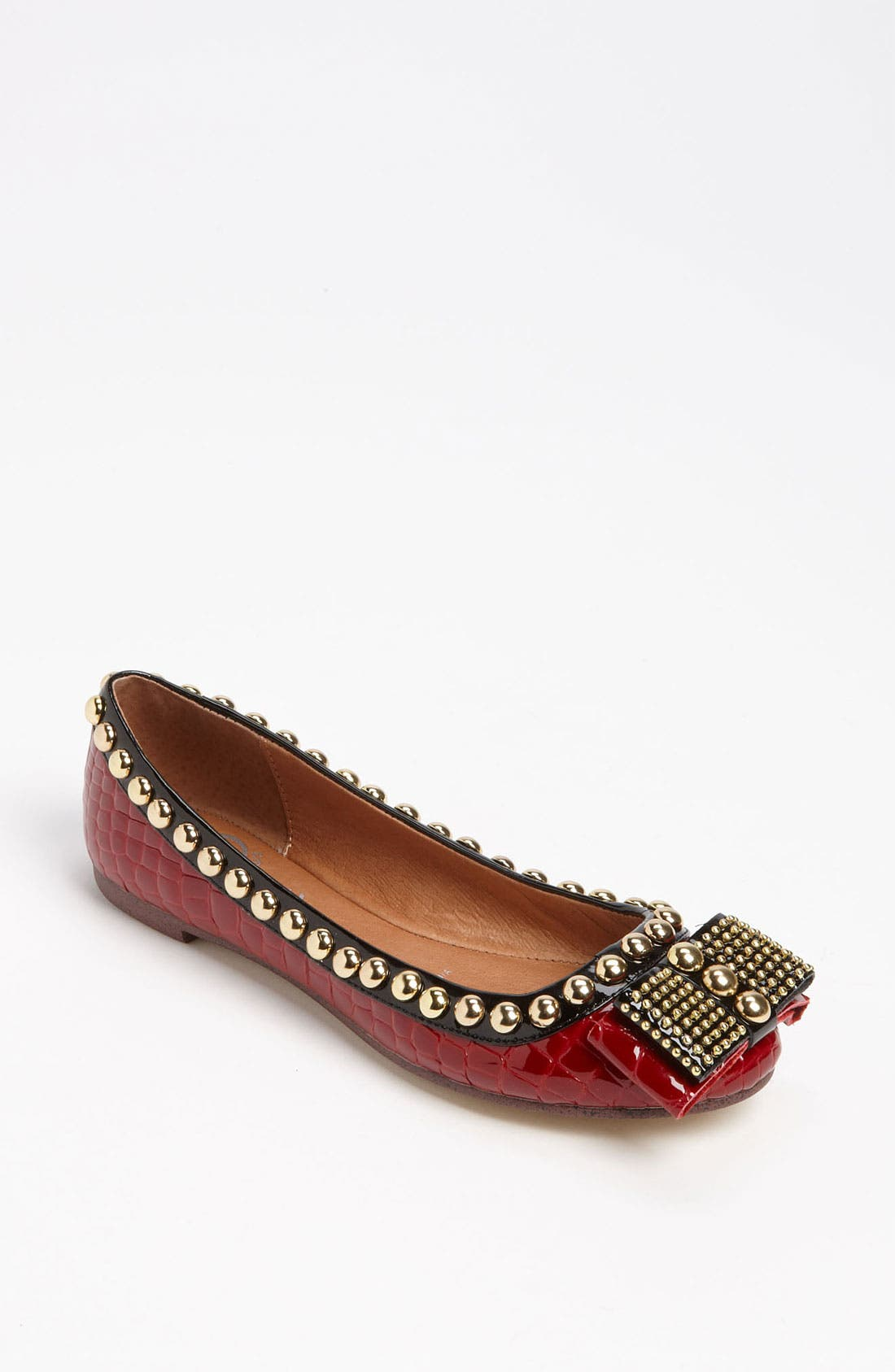 Alternate Image 1 Selected - Jeffrey Campbell 'Dauphine' Flat